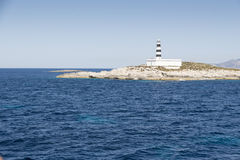 Formentera Lighthouse Stock Image
