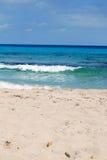Formentera plaża obraz royalty free