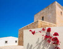 Formentera Sant Francesc San Francisco Javier Stock Photos
