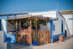 Formentera, Spanje stock foto
