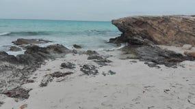 Formentera-Strand lizenzfreie stockfotos