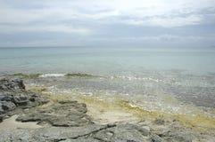 Formentera-Strand Stockfoto
