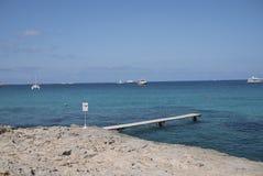 Formentera Stock Image