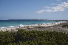Formentera Royalty Free Stock Photo