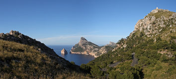 Formentor , Mallorca , Spain Stock Photography