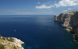 Formentor Royalty Free Stock Photos
