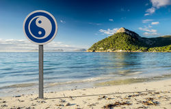 Formentor beach in Majorca Royalty Free Stock Images