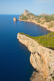 Formentor cape Royalty Free Stock Photos