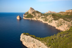 Formentor cape Royalty Free Stock Image