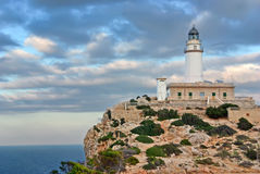 Formentor Lighthouse Royalty Free Stock Photography