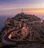 Formentor Lighthouse Stock Image