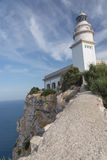 Formentor lighthouse Royalty Free Stock Photos