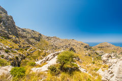 Formentor Mallorca Balearic islands Royalty Free Stock Photo