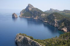 Formentor, Mallorca, Spain Royalty Free Stock Photos