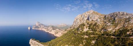 Formentor, Mallorca spain. Stock Image