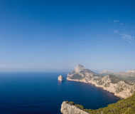 Formentor, Mallorca spain. Stock Photography
