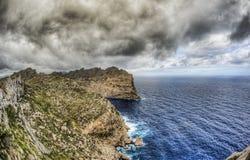 Formentor in Palma de Mallorca Stock Images