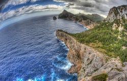 Formentor in Palma de Mallorca Stock Image