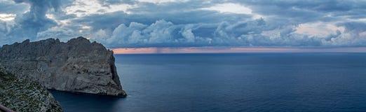Formentor Panorama Stock Photos