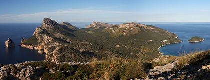 Formentor peninsula Stock Photos