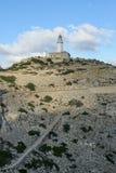Formentor przylądek, Majorca Hiszpania Obraz Stock