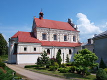 St Agnes Church, Lublin, Poland Royalty Free Stock Photo