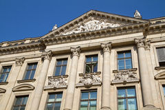 Former bavarian state bank building, Munich Royalty Free Stock Images