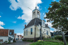 Former church at Durgerdam near Amsterdam Stock Photography