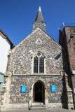 Former Church of Saint Olav in Chichester Stock Photos