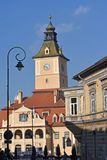 Former City Hall of Brasov, called Council House Stock Photography