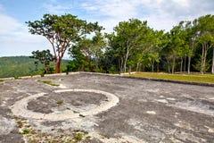 Former coffee farm, Buena Vista, Eco-village of Las Terrazas, Cuba, Pinar Del Rio Pro. Former coffee farm, Buena Vista, Las Terrazas, Pinar Del Rio Province Royalty Free Stock Photo