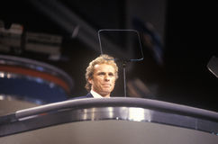 Former Congressman Joseph Kennedy. Addresses crowd at the 1992 Democratic National Convention at Madison Square Garden, New York Stock Photography