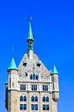 Gothic Building Spire Royalty Free Stock Photography