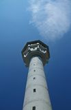 Former GDR watchtower as memorial Stock Image