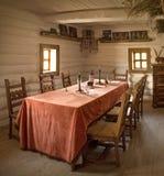 Former interior room of military headman Stock Photography