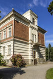 A former manor house. In western Finland Royalty Free Stock Image