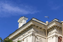 A former manor house. In western Finland Royalty Free Stock Photography