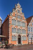 Former mayors house in the historical center of Stade Royalty Free Stock Photography
