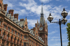 Former Midland Grand Hotel in Kings Cross Stock Photo
