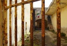 Former military prison Stock Photos