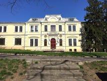 Former military school in Iasi, Romania Stock Photos