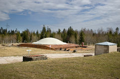 Free Former Missile Base In The Former Soviet Union Stock Images - 44514514