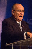Former New York City Mayor Rudy Giuliani Royalty Free Stock Photos