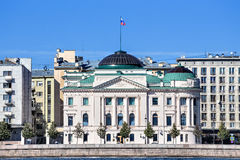 Former Palace of Grand Duke Nicholas, Saint-Petersburg, Russia. Former Palace of Grand Duke Nicholas, which now houses the residence of the Russian Presidential Stock Image