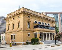 Former post office in downtown Baton Rouge Royalty Free Stock Image