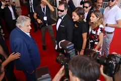 Former president of Uruguay Pepe Mujica Stock Photos