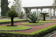 Castle of Chapultepec in Mexico city. Royalty Free Stock Images