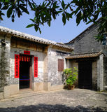 Former Residence of Dr. Sun Yat-sen Royalty Free Stock Photography