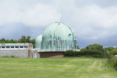 Former Royal Greenwich Observatory in Herstmonceux, East Sussex, England, Europe Stock Photos