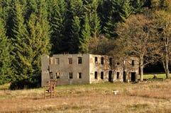 The former settlement Königsmühle Royalty Free Stock Image